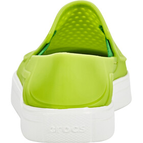 Crocs CitiLane Roka Slippers Kinder volt green
